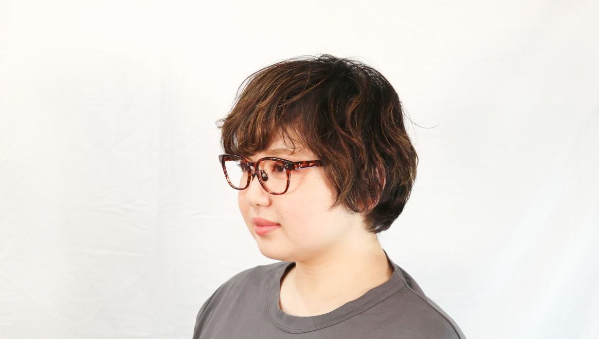 Oh My Glasses TOKYO Andrew omg-132-BRD-51 [鯖江産/ウェリントン/べっ甲柄]  8
