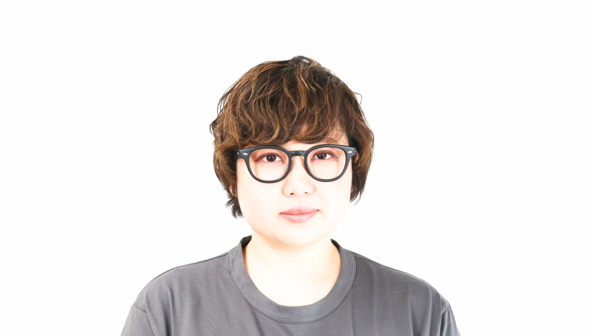 Oh My Glasses TOKYO Lucas omg-070-MBK-48 [黒縁/鯖江産/ウェリントン]  7