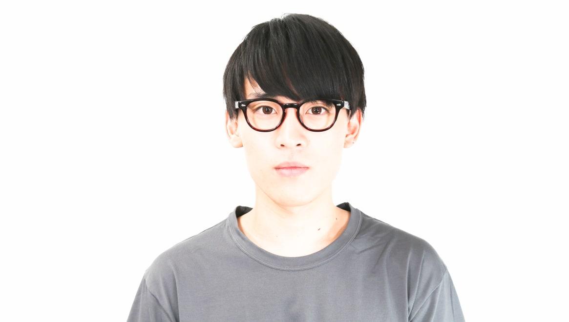 Oh My Glasses TOKYO Lucas omg-070-RD-48 [鯖江産/ウェリントン/赤]  5