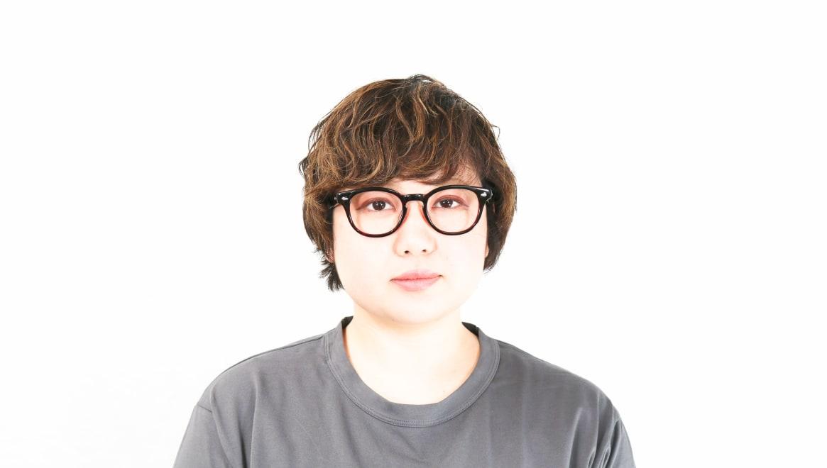 Oh My Glasses TOKYO Lucas omg-070-RD-48 [鯖江産/ウェリントン/赤]  7