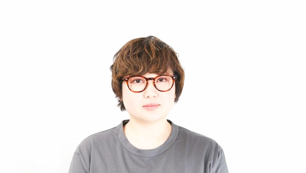 Oh My Glasses TOKYO Lucas omg-070-BR-48 [鯖江産/ウェリントン/茶色]  7