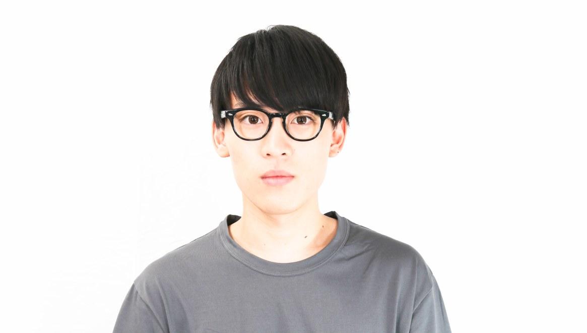 Oh My Glasses TOKYO Lucas omg-070-GRN-48 [鯖江産/ウェリントン/緑]  5