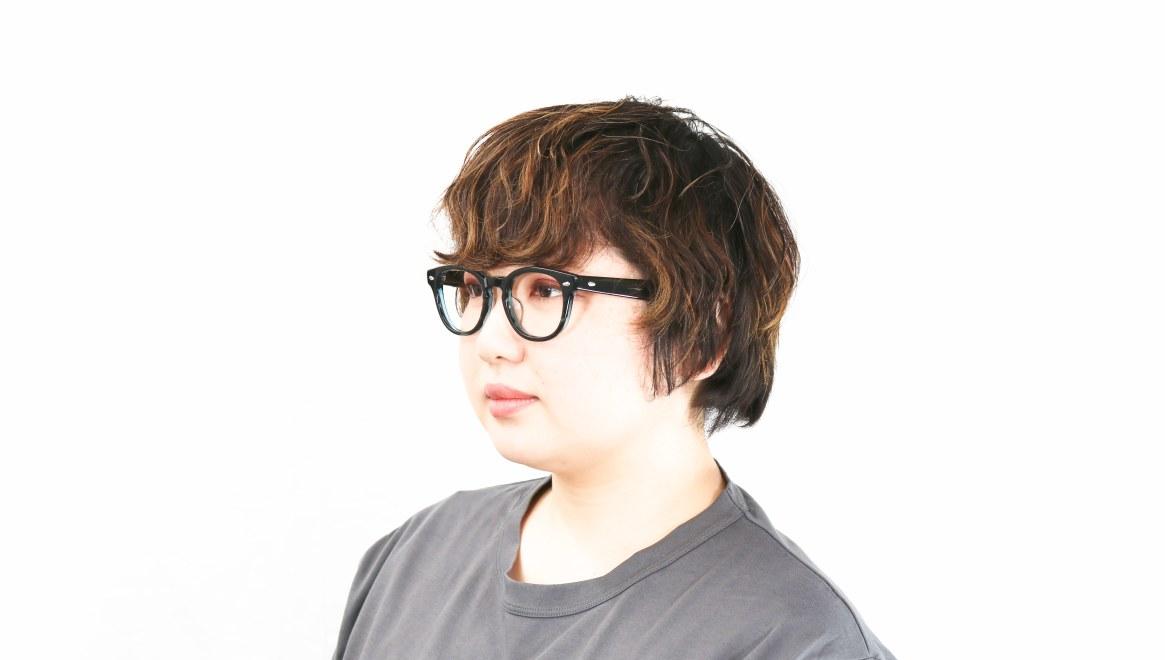 Oh My Glasses TOKYO Lucas omg-070-GRN-48 [鯖江産/ウェリントン/緑]  8