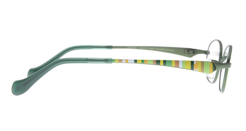 ボンボニエール BN2029-21-47 [メタル/鯖江産/スクエア/緑]  2