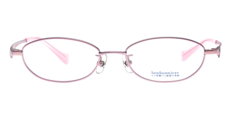 ボンボニエール BN2030-31-48 [メタル/鯖江産/オーバル/ピンク]