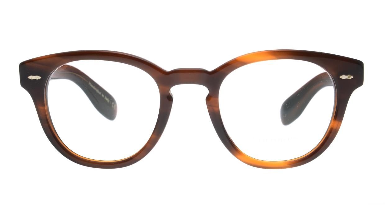 オリバーピープルズ OV5413U Cary Grant-1679-48 [丸メガネ/茶色]