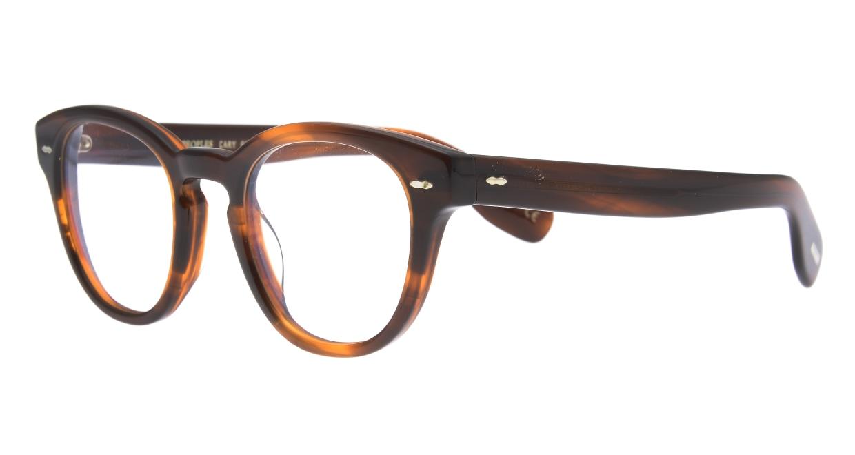 オリバーピープルズ OV5413U Cary Grant-1679-48 [丸メガネ/茶色]  1