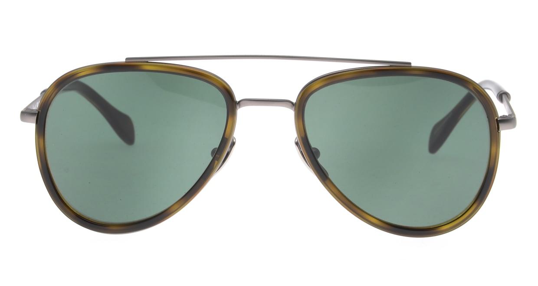 マーシャルアイウェア MICK - Large MA0045-Olive Turtleー606000-400 [メタル/ティアドロップ]