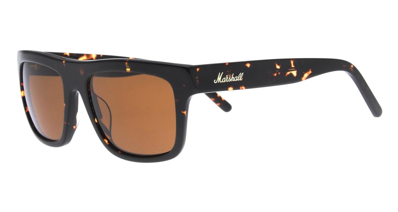 マーシャルアイウェア JOHNNY - Small MA0023-Dark Turtleー601000-300 [ウェリントン]  1