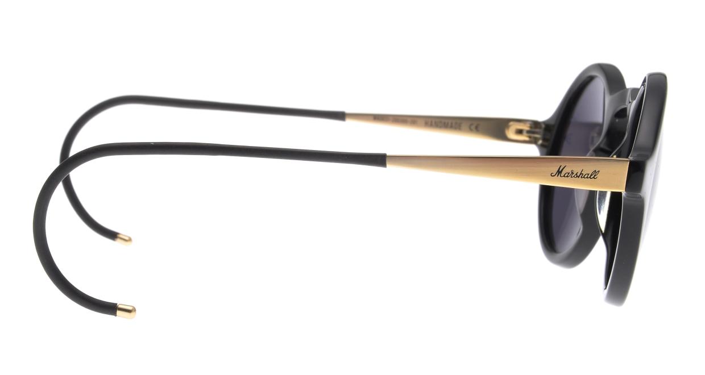 マーシャルアイウェア BRYAN Cable MA0031-Black Goldー200300-201 [ラウンド]  2