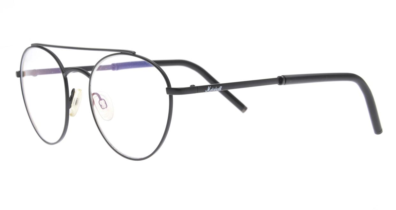 マーシャルアイウェア JOEY Opt MA0002-Black Velvetー201200-101 [メタル/ティアドロップ]  1