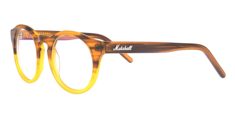 マーシャルアイウェア NICO - Large Opt MA0040-Cubaー167157-101 [丸メガネ/茶色]  1
