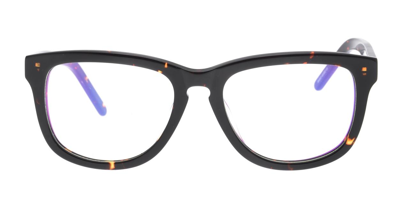 マーシャルアイウェア BOB - Small Opt MA0007-Dark Turtleー601000-101 [ウェリントン/べっ甲柄]