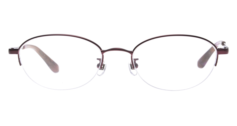 ピンキー&ダイアン PD8022-03-51 [メタル/ハーフリム/オーバル/紫]