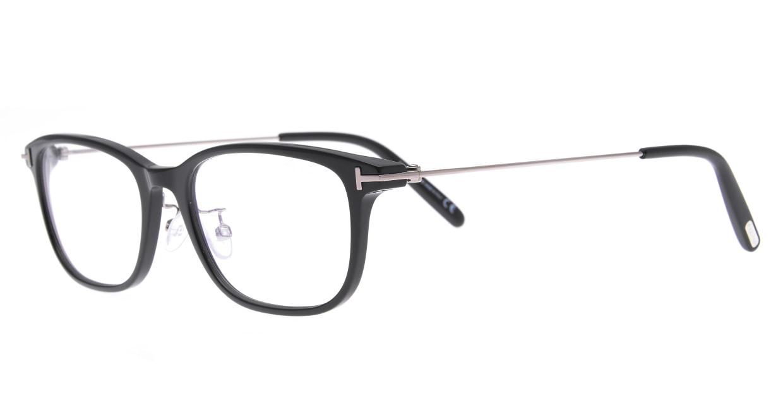 トムフォード FT5650DBAsianFitBLUE BLOCK FILTER-001-54 [黒縁/ウェリントン]  1