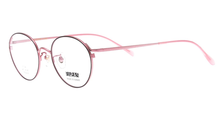 フーパス F-122-C-6ー48 [メタル/鯖江産/丸メガネ]  1