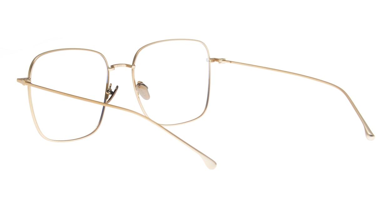KOMONO PRESLEY KOM-O5702-WHITE GOLD [メタル/ウェリントン/ゴールド]  3