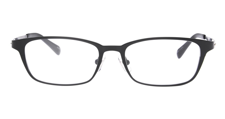 Oh My Glasses TOKYO 令-001-Black-52 [メタル/鯖江産/スクエア]
