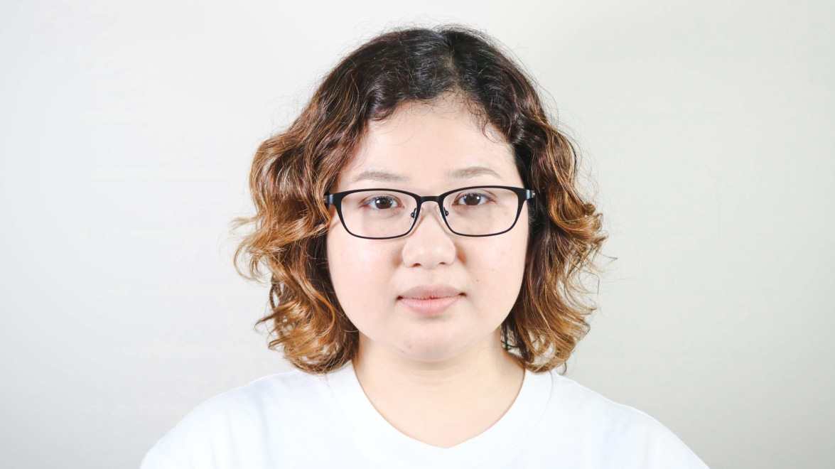 Oh My Glasses TOKYO 令-001-Black-52 [メタル/鯖江産/スクエア]  7