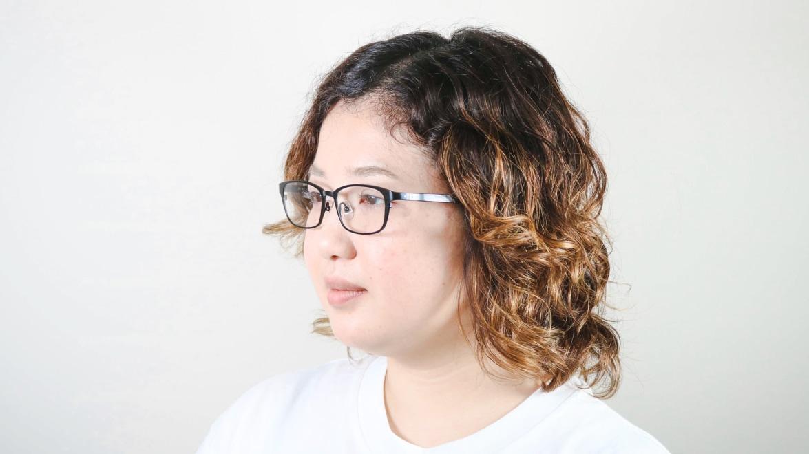 Oh My Glasses TOKYO 令-001-Black-52 [メタル/鯖江産/スクエア]  8