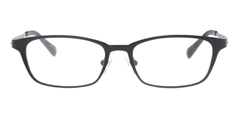 Oh My Glasses TOKYO 令-001-Matte-Black-52 [メタル/鯖江産/スクエア]