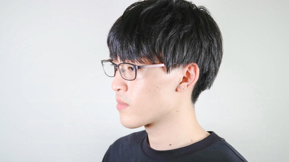 Oh My Glasses TOKYO 令-001-Brown-52 [メタル/鯖江産/スクエア/茶色]  6
