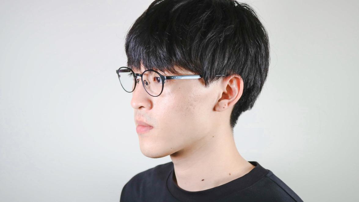 Oh My Glasses TOKYO 令-002-Black-47 [メタル/鯖江産/丸メガネ]  6