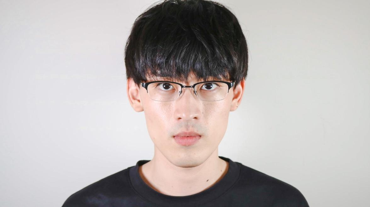 Oh My Glasses TOKYO 令-003-Black-51 [メタル/鯖江産/ハーフリム/スクエア]  5