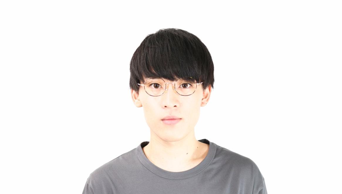 Oh My Glasses TOKYO Lia2 omg-133-DM-48 [メタル/丸メガネ/べっ甲柄]  5