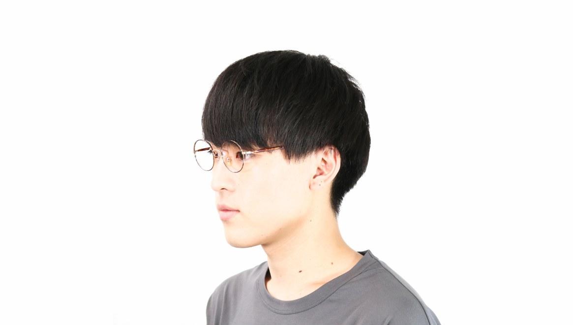 Oh My Glasses TOKYO Lia2 omg-133-DM-48 [メタル/丸メガネ/べっ甲柄]  6