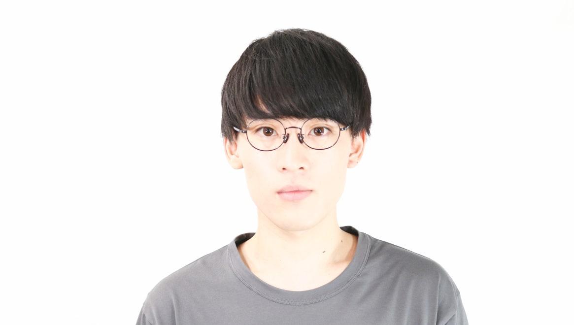 Oh My Glasses TOKYO Lia2 omg-133-BKM-48 [メタル/丸メガネ]  5