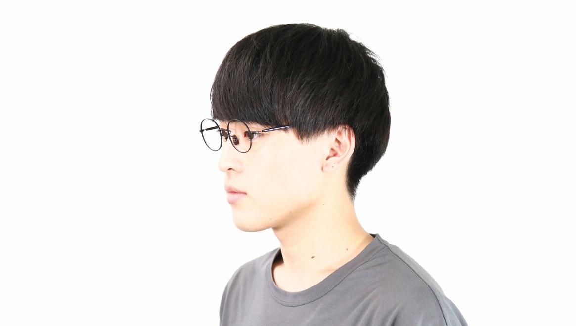 Oh My Glasses TOKYO Lia2 omg-133-BKM-48 [メタル/丸メガネ]  6