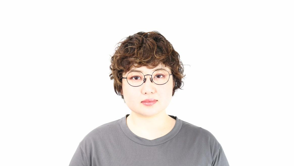 Oh My Glasses TOKYO Lia2 omg-133-BKM-48 [メタル/丸メガネ]  7