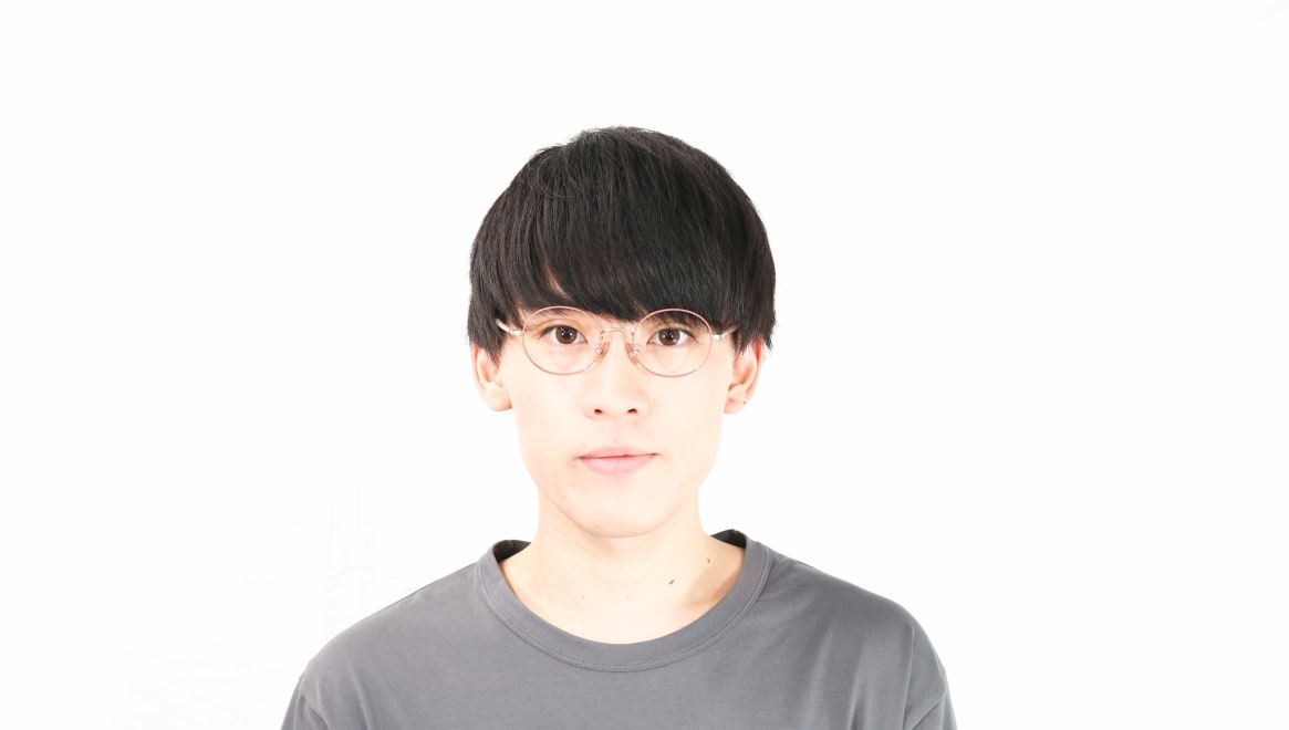 Oh My Glasses TOKYO Lia2 omg-133-MRN-48 [メタル/丸メガネ/ピンク]  5