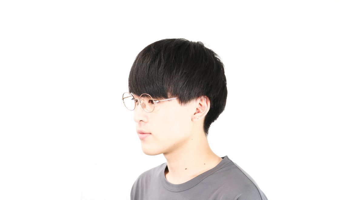 Oh My Glasses TOKYO Lia2 omg-133-MRN-48 [メタル/丸メガネ/ピンク]  6