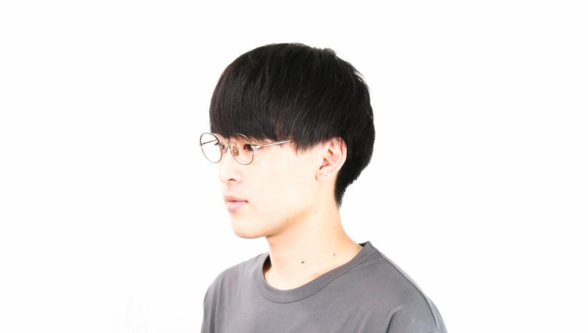Oh My Glasses TOKYO Lia2 omg-133-GRN-48 [メタル/丸メガネ/緑]  6
