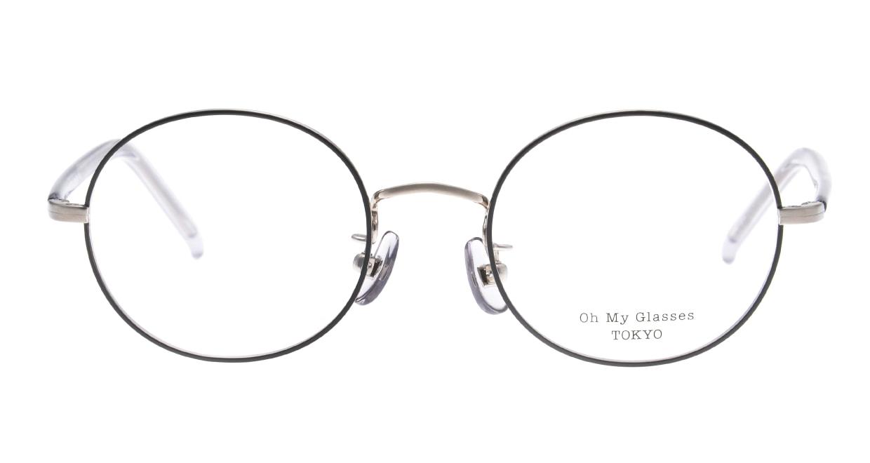 Oh My Glasses TOKYO omg-133 Lia2-GRY-48 [メタル/丸メガネ]