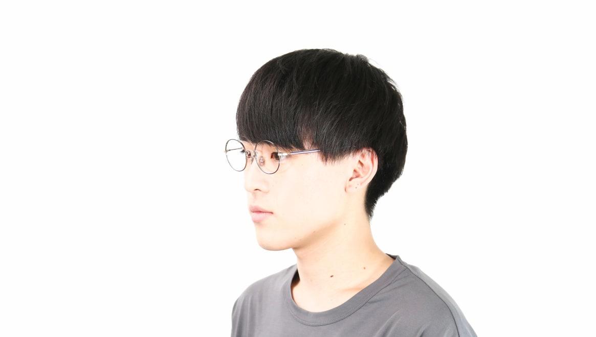 Oh My Glasses TOKYO omg-133 Lia2-GRY-48 [メタル/丸メガネ]  6