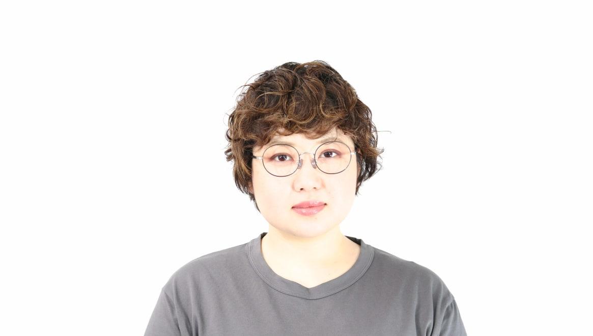 Oh My Glasses TOKYO omg-133 Lia2-GRY-48 [メタル/丸メガネ]  7