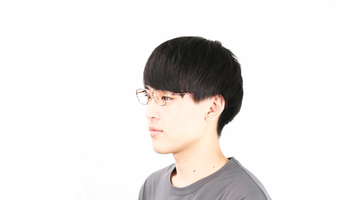 Oh My Glasses TOKYO Reggie2-omg-134 DM-47 [メタル/スクエア/べっ甲柄]  6