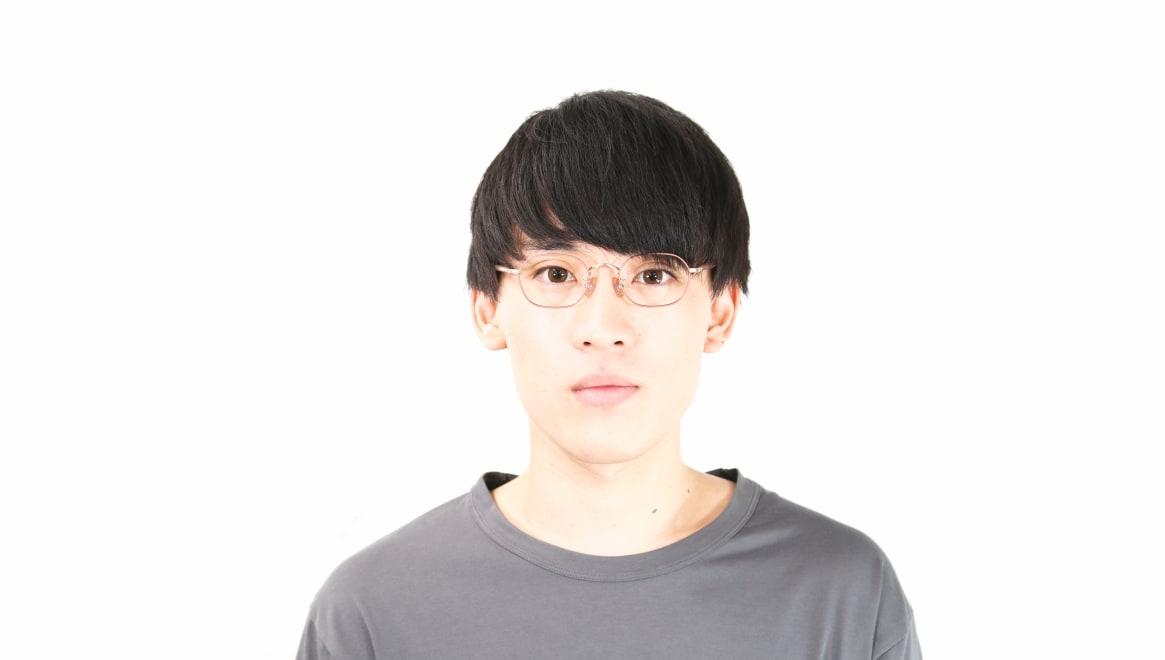 Oh My Glasses TOKYO omg-134 Reggie2-MRN-47 [メタル/スクエア/ピンク]  5