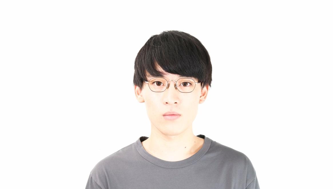 Oh My Glasses TOKYO omg-134 Reggie2-GRN-47 [メタル/スクエア/緑]  5