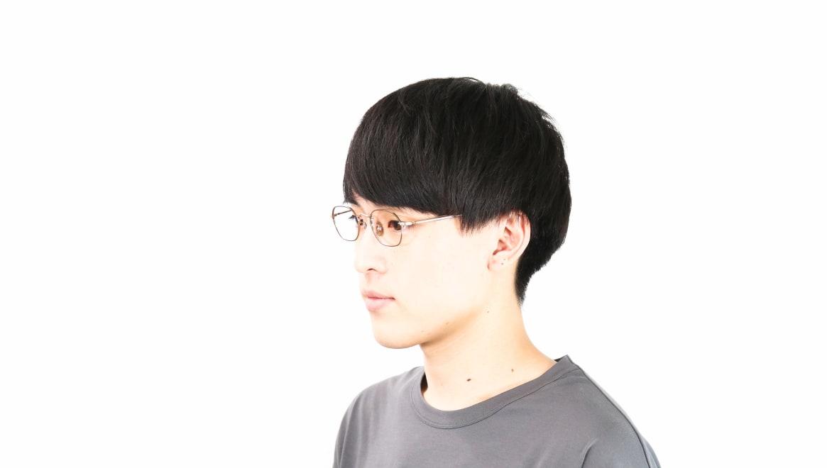 Oh My Glasses TOKYO omg-134 Reggie2-GRN-47 [メタル/スクエア/緑]  6