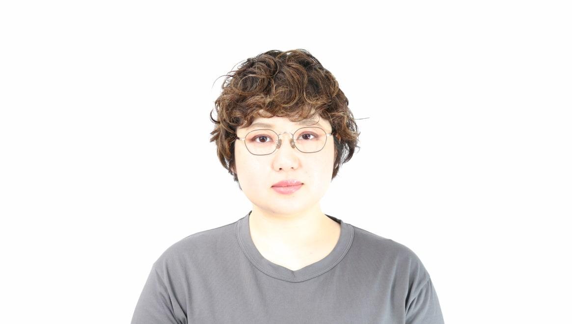 Oh My Glasses TOKYO omg-134 Reggie2-GRN-47 [メタル/スクエア/緑]  7
