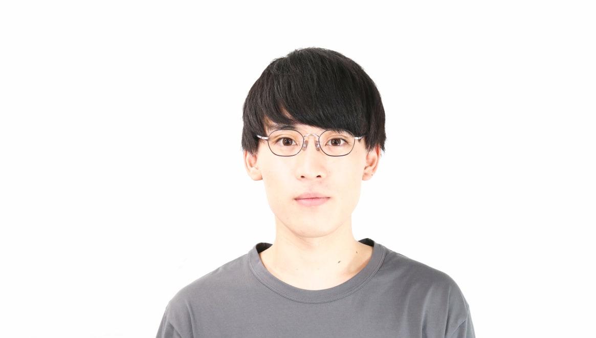 Oh My Glasses TOKYO Reggie2-omg-134 GRY-47 [メタル/スクエア]  5