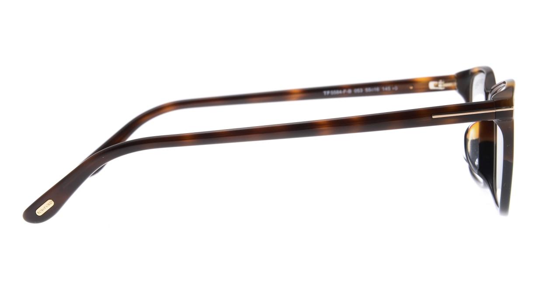 トムフォード FT5584FBAsianFitBLUE BLOCK FILTER-053-55 [ウェリントン/べっ甲柄]  2
