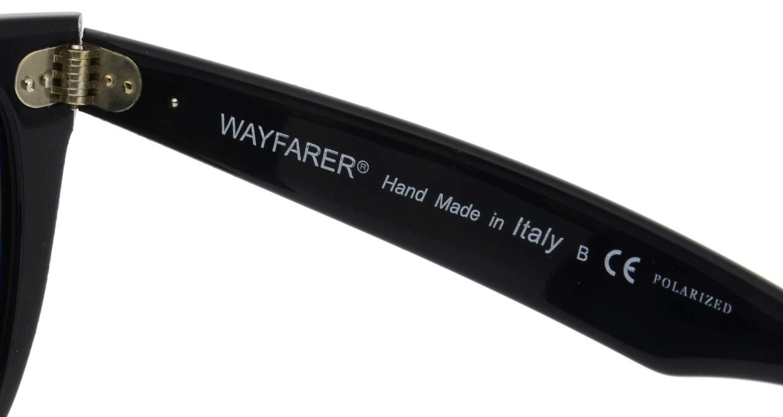 レイバン ORIGINAL WAYFARER CLASSIC RB2140F-901-58-54 [ウェリントン]  5