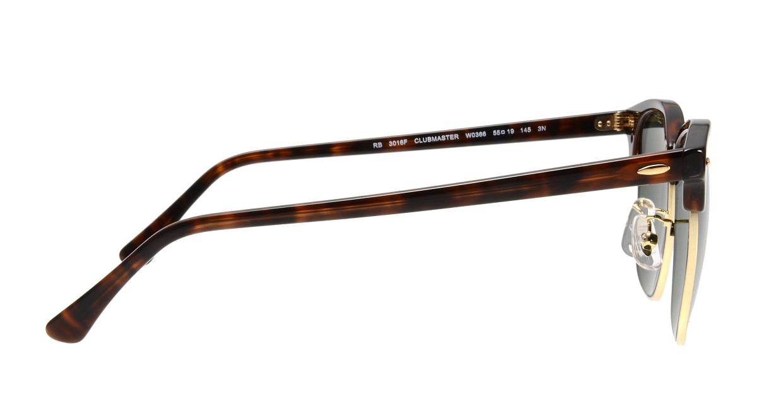 レイバン CLUBMASTER FLECK RB3016F-W0366-55 [ウェリントン]  1