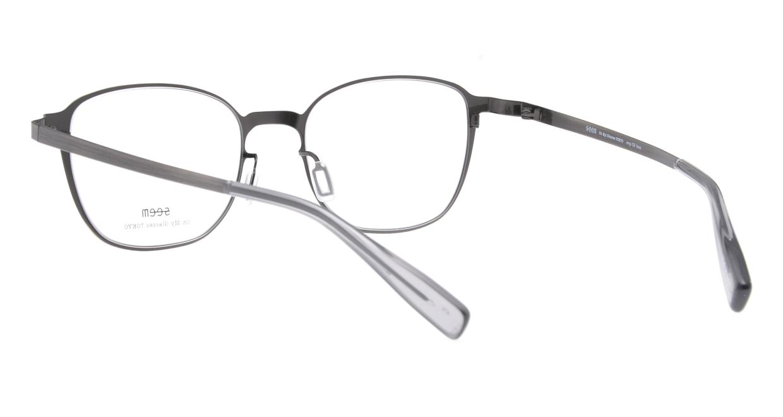 seem Oh My Glasses TOKYO omg-135 Hans-ATS-50 [メタル/鯖江産/ウェリントン/シルバー]  3