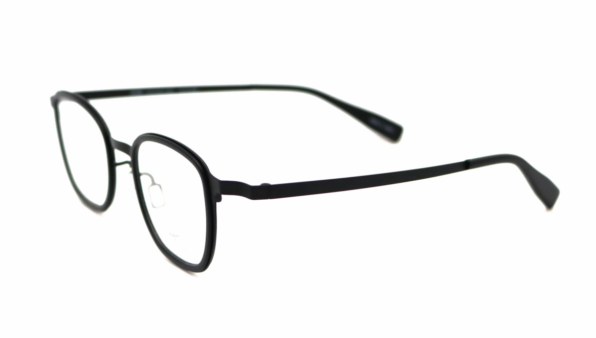 seem Oh My Glasses TOKYO omg-136 Rudolf-BKMーBK-48 [メタル/鯖江産/ウェリントン]  1